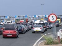 Cozi uriașe la vama Nădlac. Câte ore stau românii care se întorc acasă, în străinătate