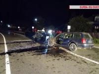 Accident grav în Suceava, cu doi morți și patru răniți. Printre victime sunt și copii