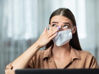 VIDEO. O nouă mască de protecţie anti-COVID-19, realizată din cânepă organică. Ce beneficii are