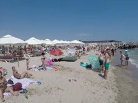 Aglomerația de pe plaje poate duce la adevărate tragedii. Turiștii riscă amenzi usturătoare