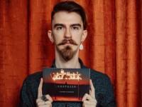"""Vladimir Gheorghiu a lansat albumul foto """"Contează"""": """"un manifest personal"""" cu iz de rock & grunge"""