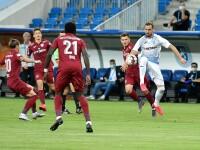 CFR Cluj a câștigat împotriva Universității Craiova și este campioană a României al treilea an la rând