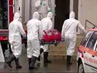 Record de decese din cauza Covid-19 în România. Pacienții erau internați în spitale din 20 de județe și Capitală