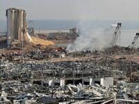 Doliu și stare de urgență în Liban. Bilanțul a urcat la 135 de morți și peste 5.000 de răniți