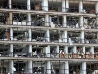 Urmările exploziei din Beirut. Aproape 300.000 de oameni au rămas fără locuinţe