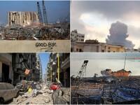 Situație dramatică în Liban. Ar putea avea loc o creștere a infectărilor cu Covid-19 din cauza exploziei