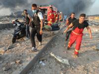 """Maia Sandu, despre explozia din Beirut: """"Nava a fost înregistrată sub pavilion moldovenesc"""""""