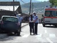 Un tânăr fără permis a spulberat mai multe persoane de pe trotuar, în Vaslui