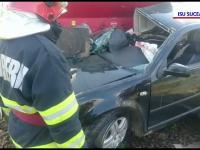 Un șofer a murit spulberat de tren în Suceava. Greșeala care i-a fost fatală