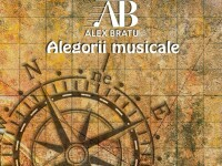 """Alex Bratu a lansat """"Alegorii Musicale, Vol.1"""". """"Super-proiect de colaborări"""" cu diverși artiști din România"""