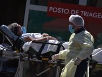 """Brazilia a înregistrat peste 100.000 de decese legate de Covid-19: """"Este ca la război"""""""