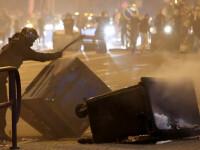 Proteste în Belarus după ce Lukașenko a câștigat alegerile. 120 de persoane au fost reținute