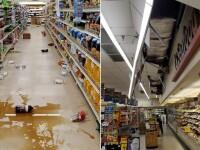 VIDEO. Cutremur puternic în SUA. Peste 100 de clădiri au fost avariate