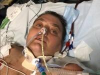 Un tată a trimis un mesaj de adio familiei, la câteva secunde după ce a fost rănit grav într-un accident