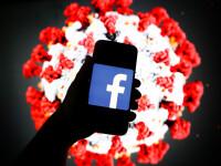 7 milioane de postări eliminate de Facebook, pentru că răspândeau informații false despre COVID-19