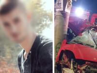 Un tânăr de 22 de ani a murit într-un accident, în Constanța. La volan se afla iubita sa, șoferiță începătoare