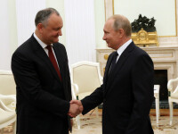 Dodon a anunțat că R. Moldova va folosi vaccinul împotriva Covid-19 produs de Rusia