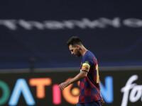 Imaginea care face înconjurul lumii. Cum a fost surprins Messi în vestiar, după dezastrul cu Bayern