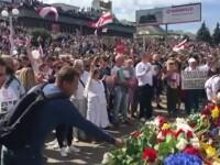 Mărturia unui jurnalist bătut în Belarus: