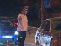 Razie a Poliției Rutiere, sâmbătă noapte. Câți șoferi băuți și drogați au prins