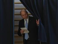 """Traian Băsescu își depune candidatura pentru Primăria Capitalei. """"Am văzut prea multe la viața mea"""""""