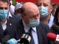 """Ludovic Orban, despre candidatura lui Băsescu la Primăria Capitalei: """"A aruncat banii pe apa sâmbetei"""""""