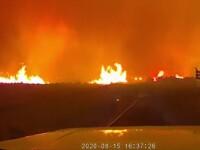 Incendii devastatoare în California. Poluarea a atins recorduri istorice