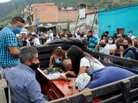 Masacru în Columbia: 9 tineri au fost uciși în timp ce se aflau la o zi de naștere