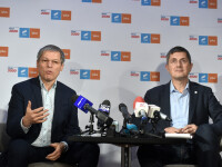 USR PLUS a anunțat că va vota prima moţiune de cenzură care ajunge la vot în Parlament