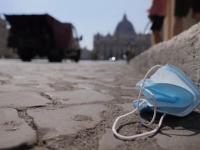 Pandemia a redus semnificativ poluarea în Italia, însă a adus o nouă categorie de deșeuri