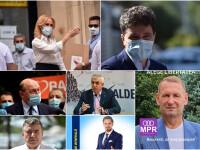 Alegeri locale 2020. Lista de candidați înscriși în cursa pentru Primăria Capitalei
