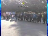 21 de transfugi din Irak şi Siria, prinși la granița României cu Ungaria. Unde încercau să ajungă