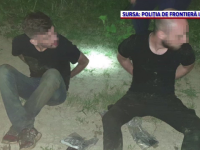 Ce au pățit doi sirieni după ce au traversat înot Prutul și au intrat în România