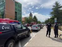 Alertă cu bombă la Tribunalul din Bacău, declanșată de un colet suspect