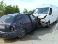 S-a urcat beat la volan deși avea cinci copii în mașină. Ce a urmat