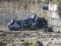 Tragedie pe șosea. Șocul unei femei care și-a văzut soțul și copiii morți în mașină