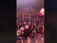 """Sute de oameni la concertul manelistului Tzanca Uraganu, fără să le pese de Covid-19. """"Nu a fost atât de dramatic"""""""