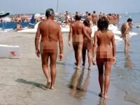 Aproape 100 de nudiști din Franța s-au infectat cu Covid-19, deși li s-a spus să poarte măști