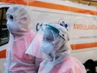 Coronavirus România. Record de decese și de persoane internate la Terapie Intensivă
