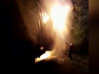 Incendiu la o locuință din Neamț. O familie a rămas pe drumuri
