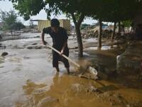 Inundații catastrofale în Afganistan. Cel puțin 38 de oameni au murit din cauza viiturilor