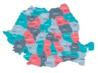 Topul județelor. Unde s-au înregistrat cele mai multe cazuri de Covid-19 în ultimele 24 de ore