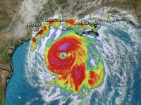 Uraganul Laura, retrogradat la categoria 2, după ce a lovit SUA cu rafale de peste 240 km/h