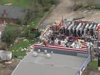 Uraganul Laura a distrus coasta americană. Șase oameni au murit