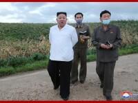 Anunțul dictatorului Kim Jong Un după ce Coreea de Nord a fost lovită de taifunul Bavi