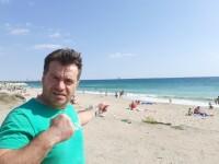 Avram Iancu a înotat 36 de ore încontinuu. Este primul român care a reușit această performanță
