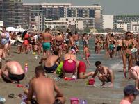 În ultimul week-end de vară s-au strâns peste 120.000 de turiști pe litoral