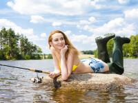 Nemțoaicele au câștigat dreptul de a pescui la un concurs tradițional al bărbaților, vechi de sute de ani. Decizia instanței