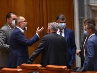 """Cum explică PSD eșecul moțiunii: """"Ludovic Orban cumpără parlamentari la bucată"""""""