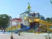 Un nou Aqua Park a fost inaugurat sâmbătă la Galați. Orașul nu mai avea piscină publică de 7 ani